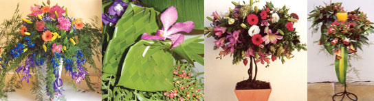 Corporate flower design courses