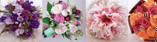 Commercial bridal flower courses