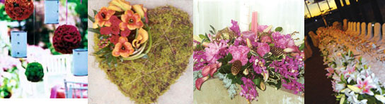 Special Events & Themed party flowers